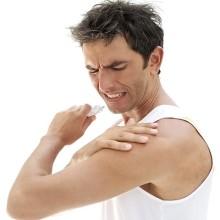 Причины хруста в плече