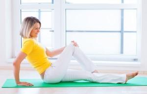 ЛФК для коленного сустава