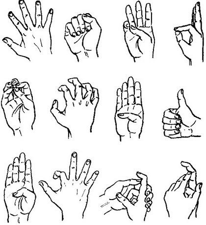 Упражнения для пальцев при артрозе