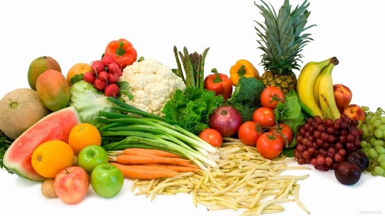 Отдать предпочтение овощам, фруктам и зелени