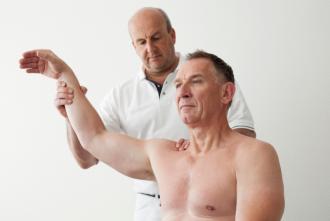 Боль в плечевом суставе при поднятии руки возможные причины и лечение