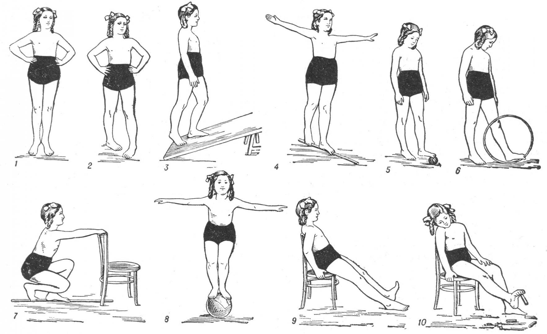 упражнения артроз стопы